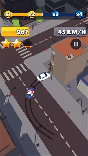 城市汽车碰撞截图