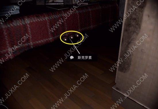 孙美琪疑案刘青春四级线索下攻略 4级线索斯克罗素怎么获得