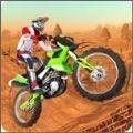 高速特技摩托車手