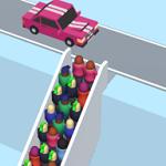 自動扶梯運輸