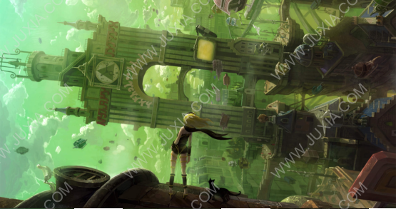 重力异想世界游戏背后的故事