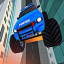 警察卡车驾驶模拟器