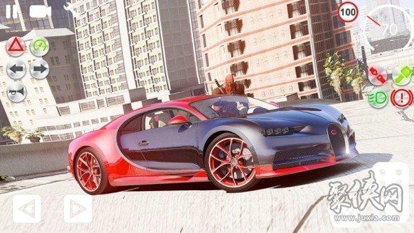 超级跑车驾驶模拟2021