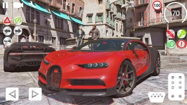 超级跑车驾驶模拟2021截图