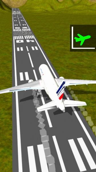飞机飞行员3D截图