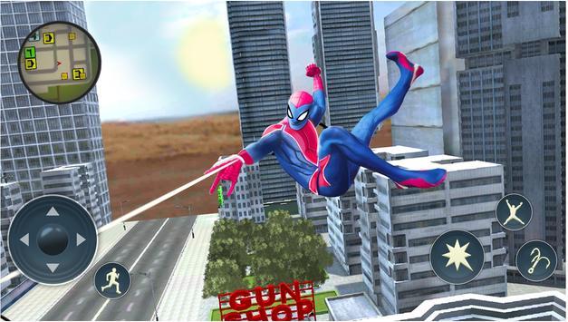 蜘蛛侠英雄远征3截图