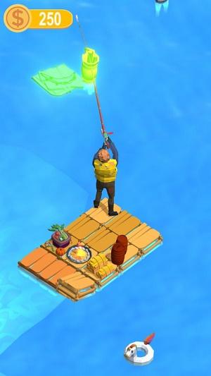 木筏求生小浪截图