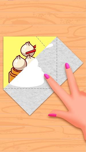 折纸我最美截图