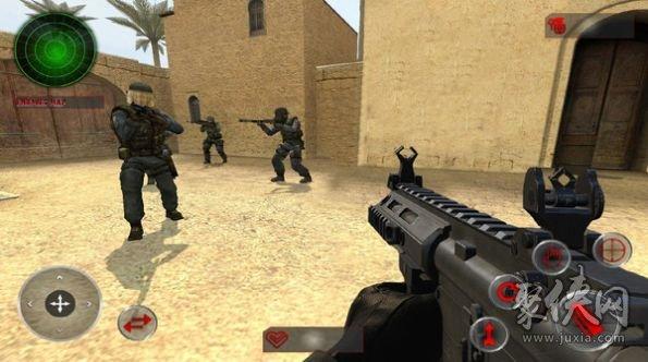 反恐战争射击