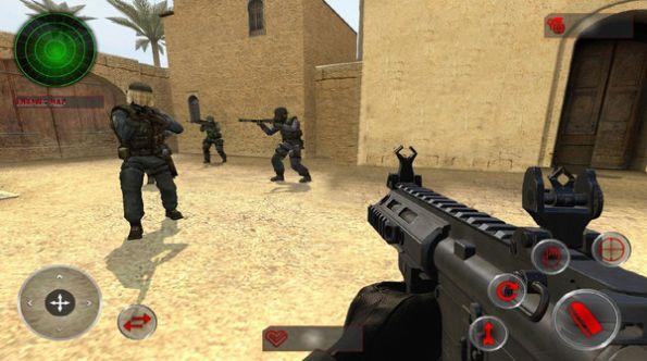 反恐战争射击截图