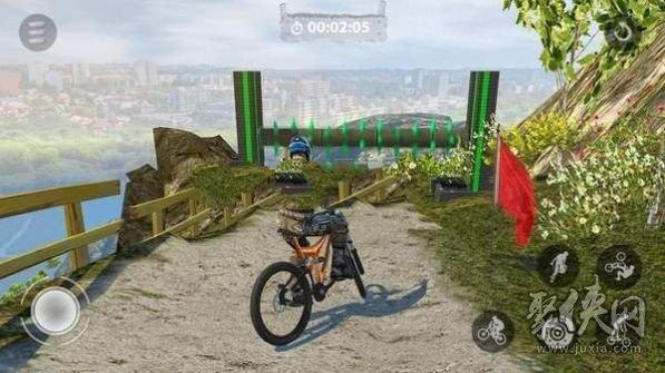 山地骑手竞技赛