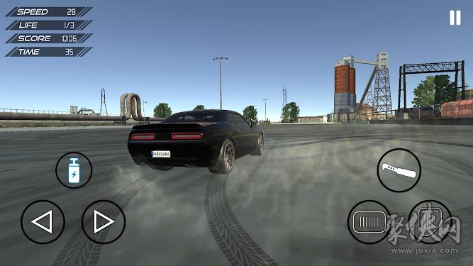 道奇挑战者驾驶模拟器