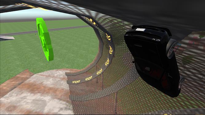 道奇挑战者驾驶模拟器截图