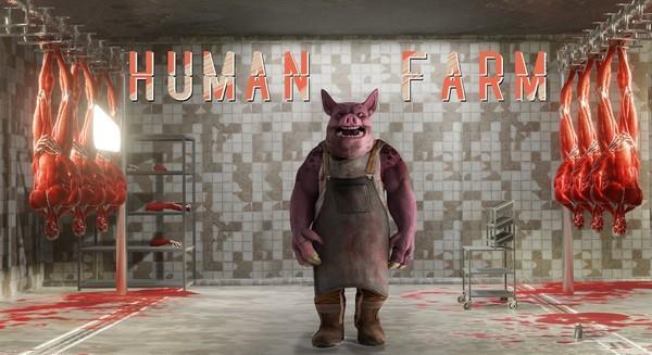 人类农庄截图