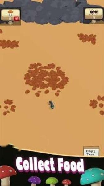 蚁丘的殖民地截图