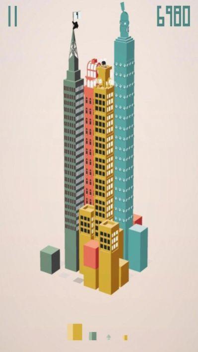 挑战盖高楼截图