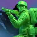 玩具绿色兵团