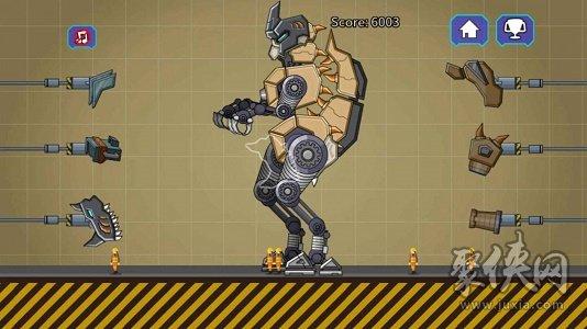 沙漠霸王龙机器恐龙部队