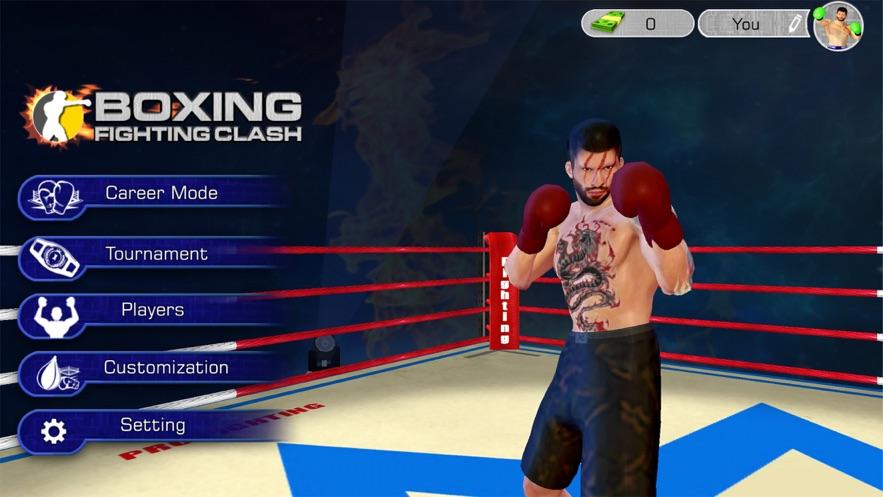 拳击星战打行动截图