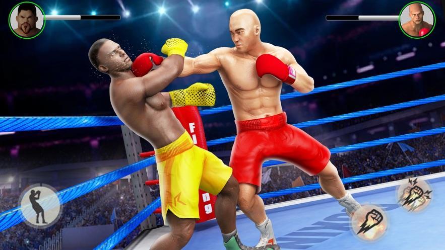 拳击星战截图