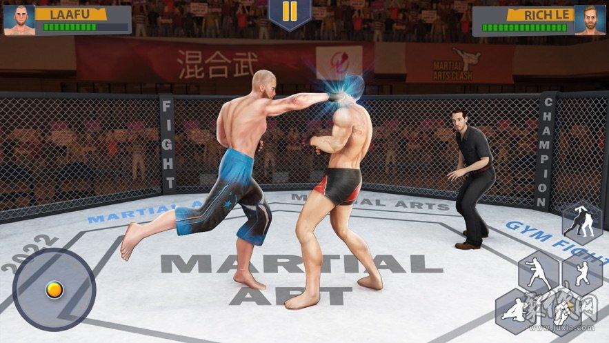 武术搏击运动会21