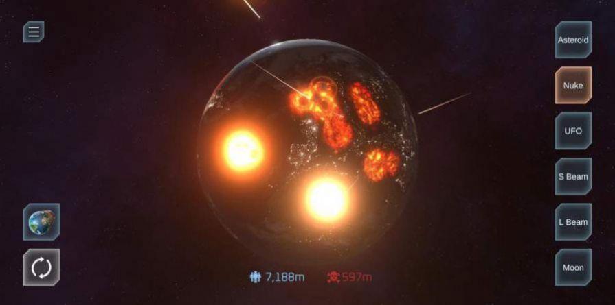 星战模拟器雪人星球