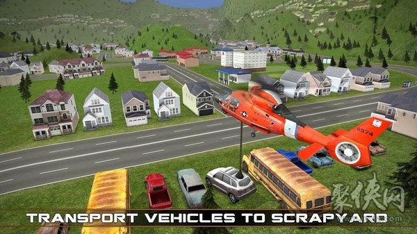 直升机救援模拟器3D