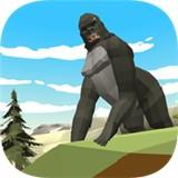 野生大猩猩家庭模拟器