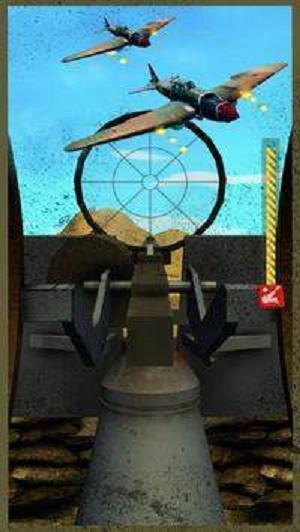 迫击炮战争3D截图