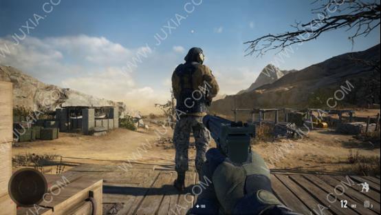 游戏浅评狙击手幽灵战士契约2