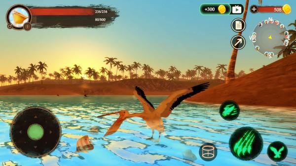 鹈鹕模拟器截图
