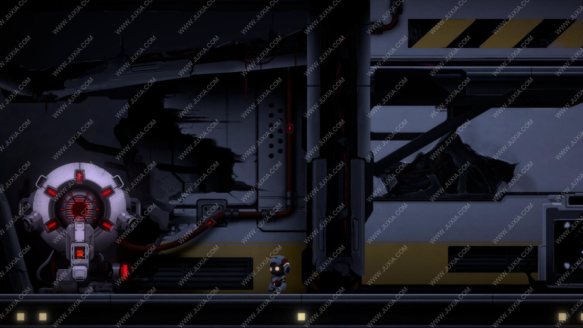 默途攻略第一章机器人仓库 MONOBOT游戏机关怎么破解