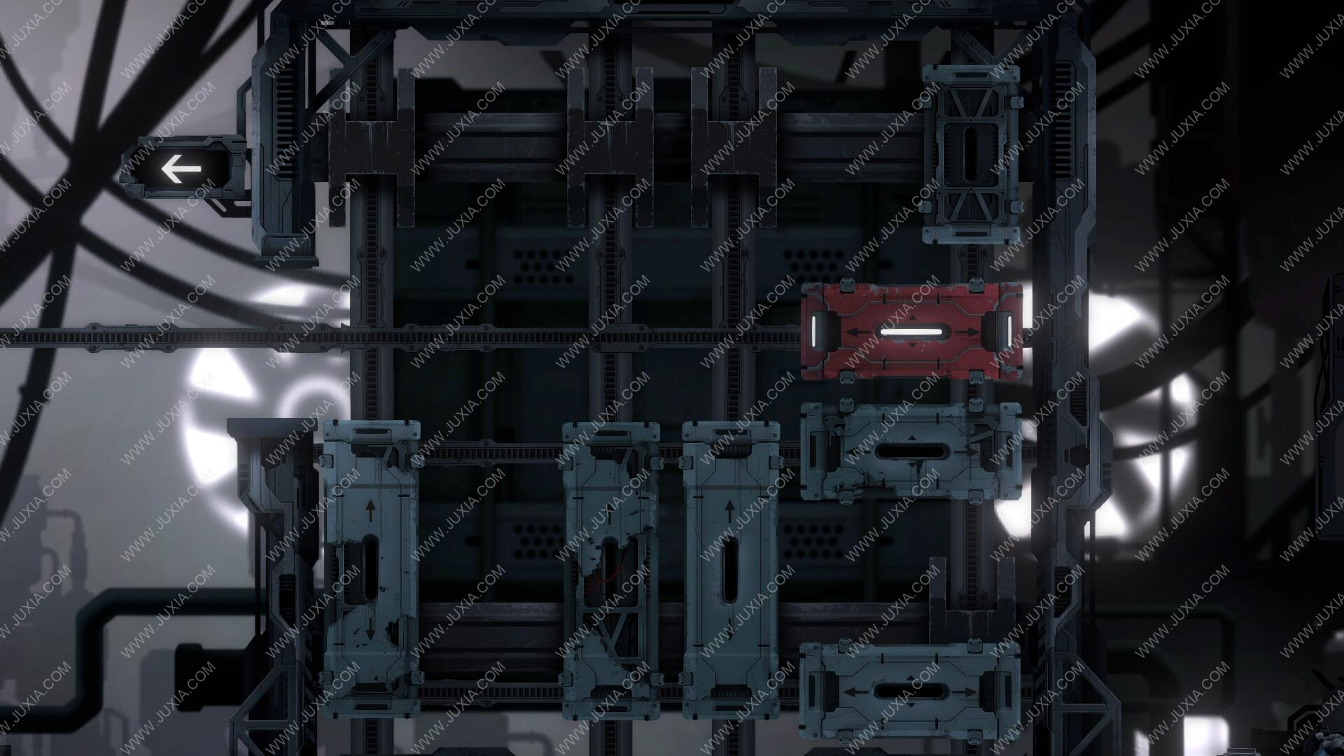 MONOBOT攻略第3章 默途游戏工厂电梯怎么过