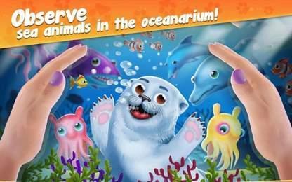 梦想的动物园截图