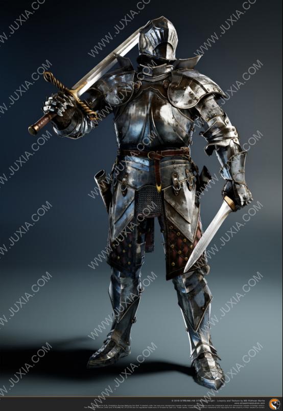 游戏元素图鉴第二期 游戏背后的骑士文化