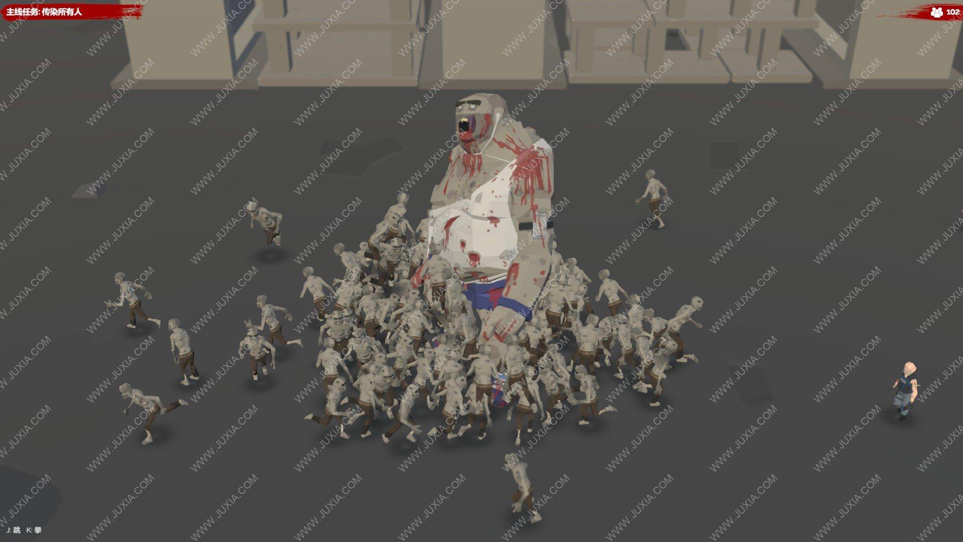 我是僵尸救世主 僵尸模拟器评测