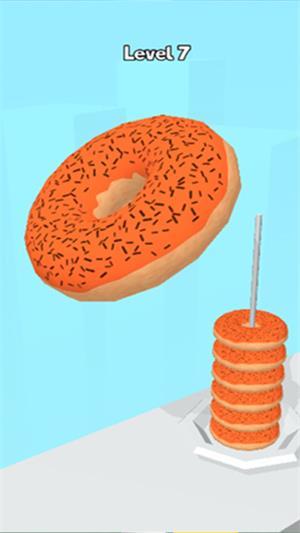 疯狂甜甜圈截图