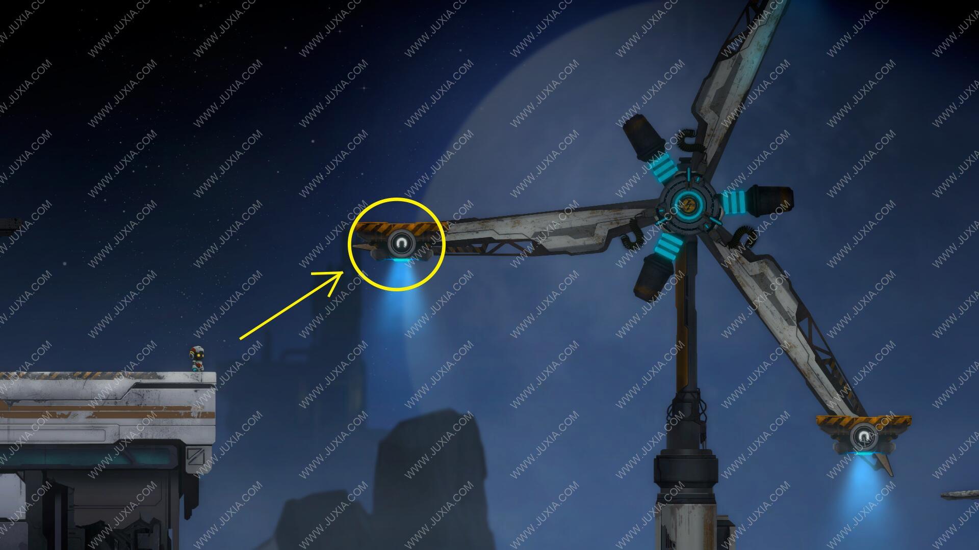 默途游戏攻略第二章 MONOBOT攻略管道怎么过