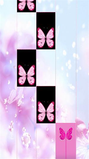 蝴蝶钢琴截图