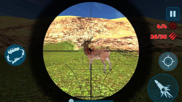 狙击手猎人截图