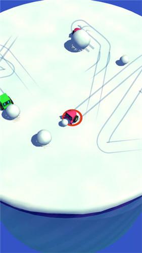 雪球大作战截图