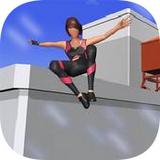 跑酷边缘3D游戏