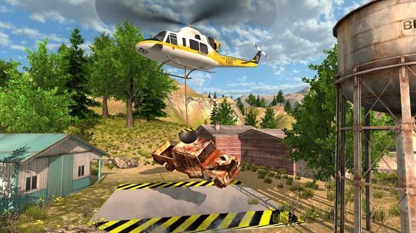 直升飞机拯救模拟器截图