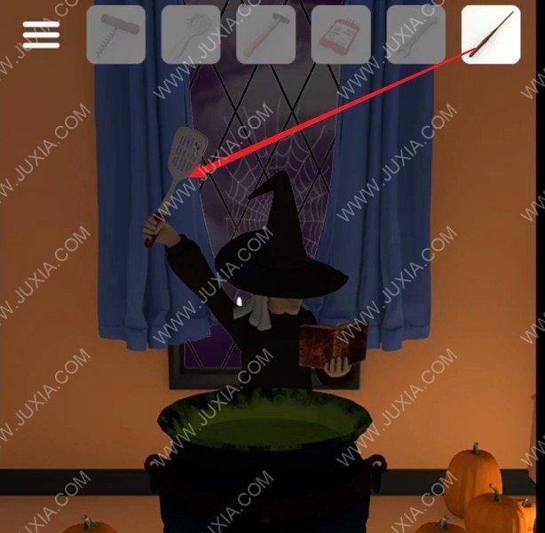 EscapeGameBoo攻略第一章怎么过 逃脱游戏boo攻略魔法棒怎么获取