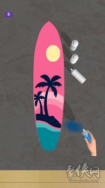 制作冲浪板
