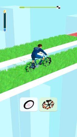 自行车轮变形记截图