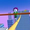 电缆滑道3D