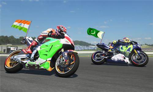 摩托车超级联赛截图