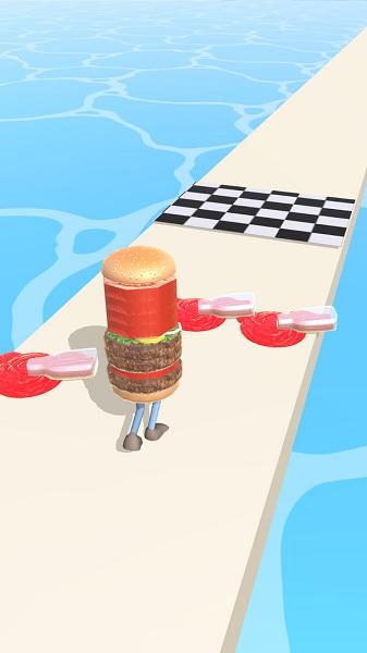 汉堡冲冲冲截图