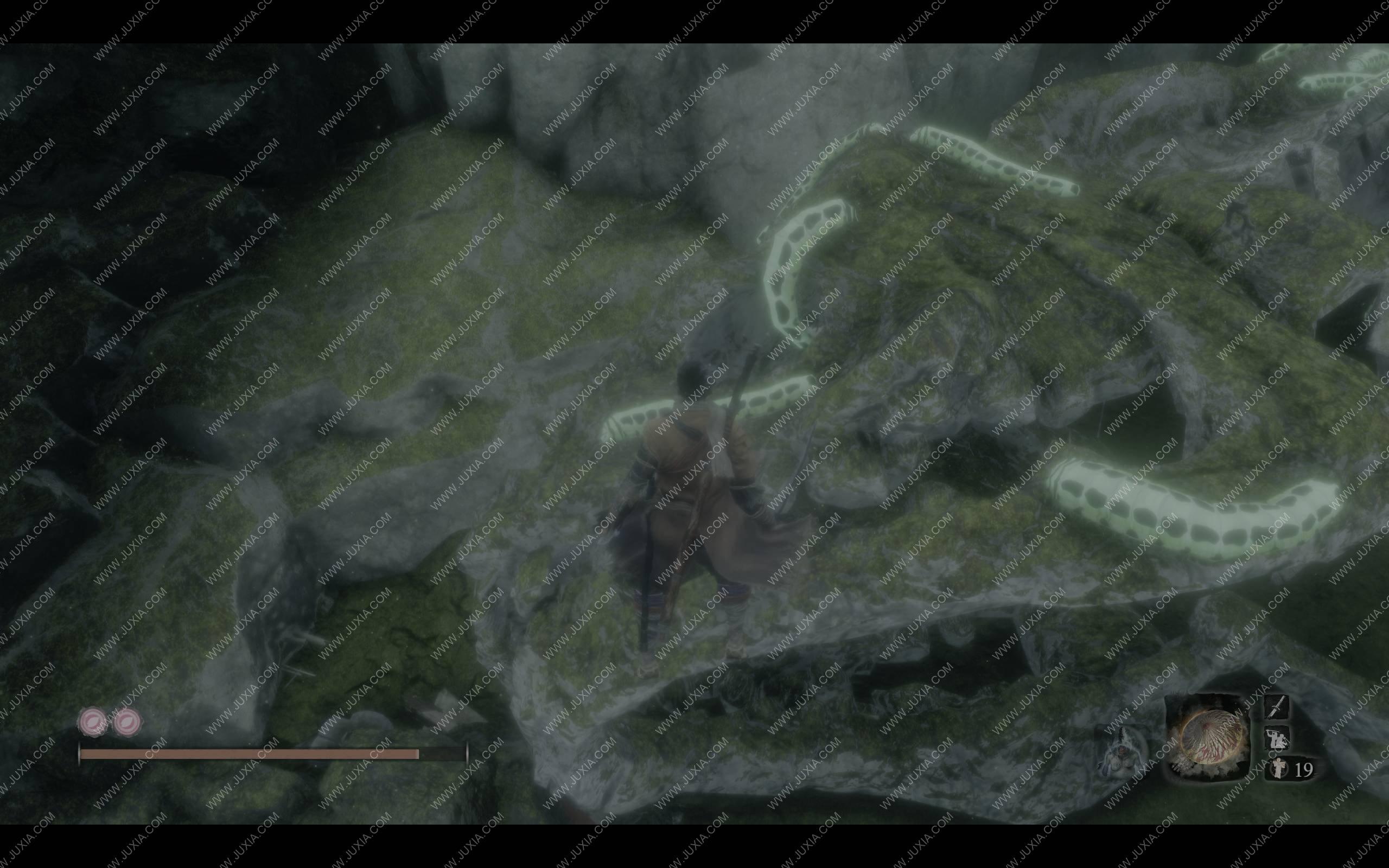 只狼影逝二度 评测跨越那座山 成为独当一面的忍者